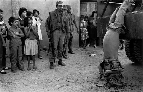 el salvador muertes por la guerrilla 1980 las fotos vivas de el mozote elfaro net