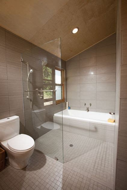 Bathroom With Open Shower Pinterest Discover And Save Creative Ideas