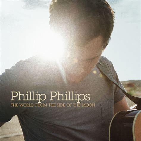 review phillip phillips debut album the world from the