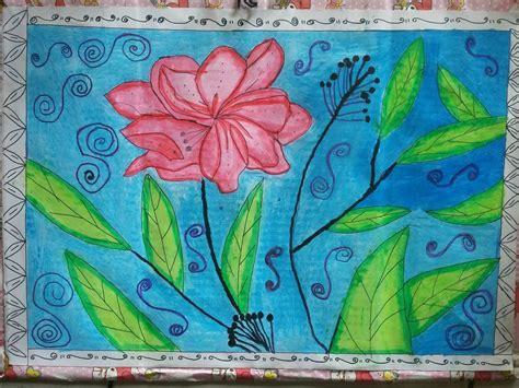 gambar sketsa ragam hias flora 28 images 25 contoh gambar ragam hias flora dan fauna yang