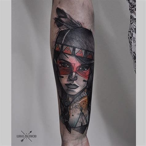 indian girl tattoo indian best ideas gallery