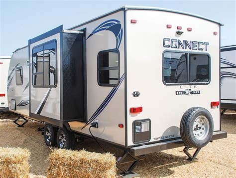 connect lite c201rb ultra lightweight travel trailer k z rv connect lite c221rd ultra lightweight travel trailer k z rv