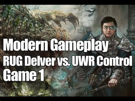 Rug Delver Modern Mtg Modern Gameplay Rug Delver Vs Uwr How To Save Money And Do It Yourself