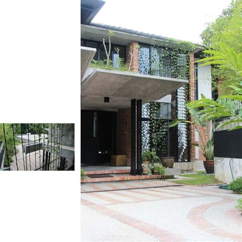 Home Exterior Design Malaysia by Semi Detached House Exterior Design In Malaysia Front Design