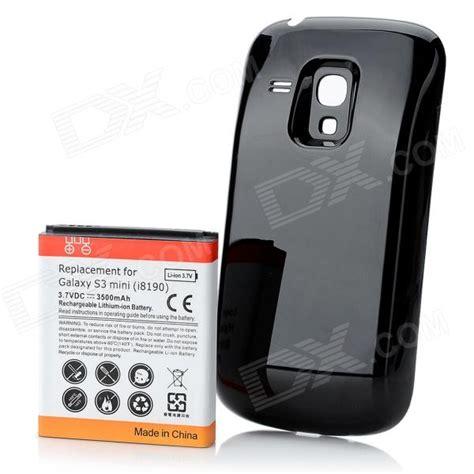 Back Dor Samsung S3 Mini Tutup Blakang 2 replacement 3500mah battery protective back cover for samsung galaxy s3 mini black free