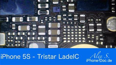 iphone 5s tristar u2 ladeic microsoldering