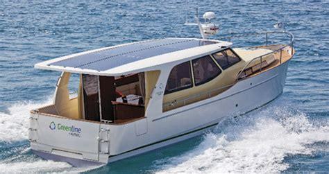 greenline boats greenline 33 hybrid yacht power motoryacht
