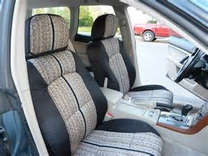 Car Seat Covers For Subaru Outback 2006 Subaru Outback Saddleblanket Custom Seat Cover