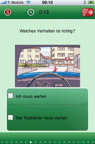 Motorrad F Hrerschein Wie Viele Stunden by Idriver Iphone App Chip