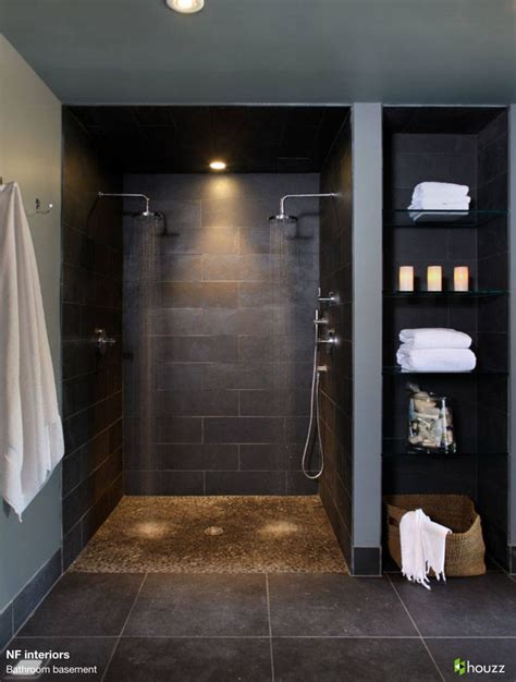 head bathroom dual shower heads bathroom pinterest