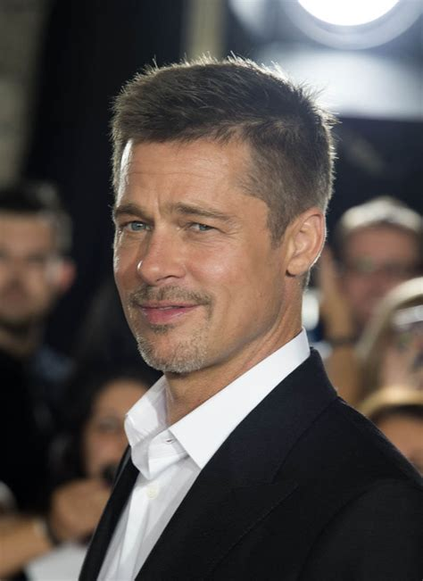 Pitt On by Brad Pitt At La Premiere Of Allied As It S Reported He Has