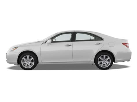 lexus sedans 2008 image 2008 lexus es 350 4 door sedan side exterior view
