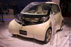 Toyota Electric Car Specs Toyota Ft Ev Ii Electric Car 2010 Specifications