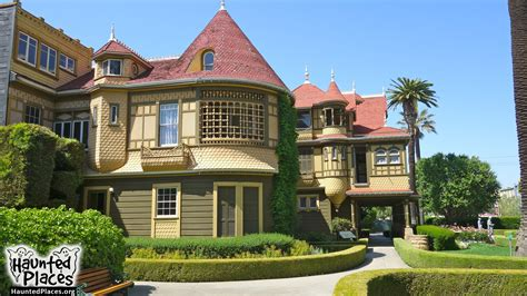 winchester mystery house winchester mystery house haunted places san jose ca 95128