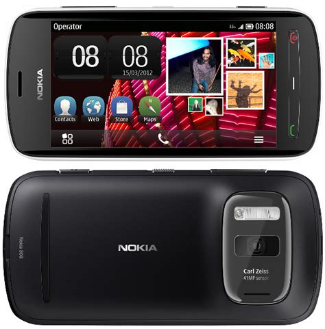 Hp Nokia Pureview 808 nokia pureview 808 scheduled to launch in may news