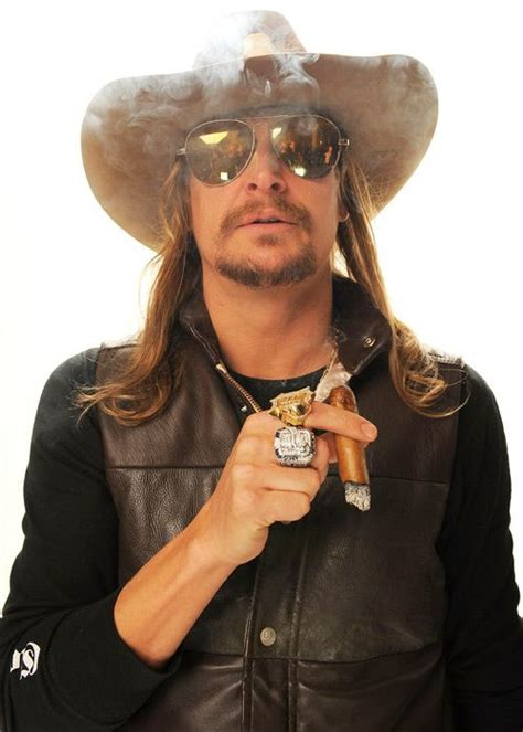 Kissably Fresh by Kid Rock Is Just As As You Think He Is Kid Rock