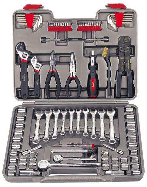 Tool Kit Tekiro 100 Pcs Alat Bengkel Set Tekiro 100 Pcs Tekiro Origi apollo tools 95 mechanics tool kit dt1241