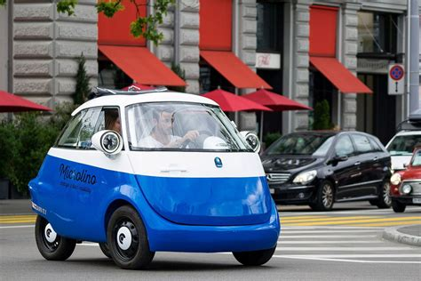 microlino car approved  european streets curbed