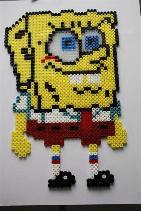 perler spongebob 1000 images about spongebob perler on