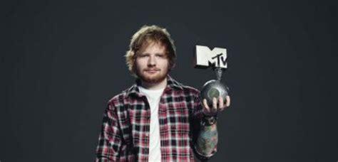 ed sheeran biography mtv mtv emas 2015 nominations list taylor swift leads as ed
