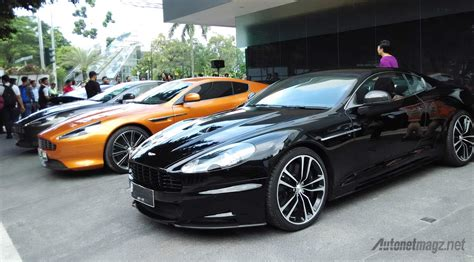 Aston Martin Service by Aston Martin Di Indonesia Autonetmagz Review Mobil
