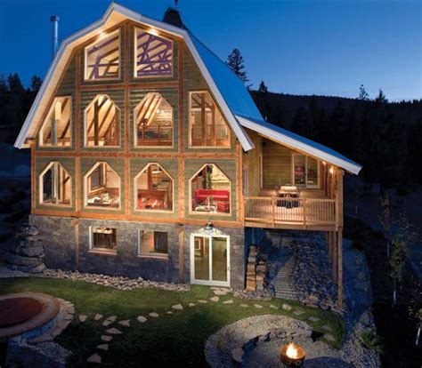 Barn Style Home by The Phoenix Barn Planning A Timber Frame Barn