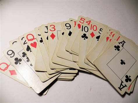 Gift Card Pictures - playing cards free stock photo public domain pictures
