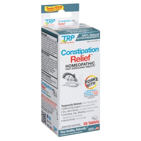 Stool Constipation Relief by The Relief Products Constipation Relief Homeopathic Fast