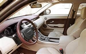 Land Rover Evoque Interior 2012 Land Rover Range Rover Evoque Interior Photo 3