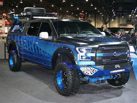 ford   project truck built  action sports