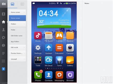 miui themes cannot load preview miui theme editor v6 6 30 miui 8 compatible xiaomi tips