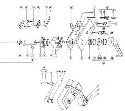 Mortise Lock Diagram Bike Lock Diagram Wiring Diagram Odicis Org Simplex L1000 Template