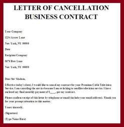 Contract Termination Letter Reply Contract Termination Letter Free Printable Documents