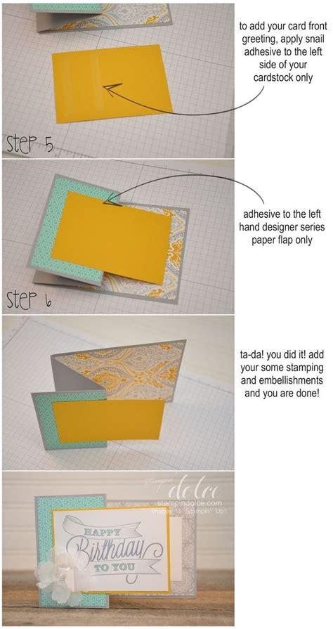 z fold card template z fold card stumpin up cards