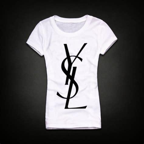 Ysl Tshirt ysl top tshirt shirt size s m l xl by melissa2012us