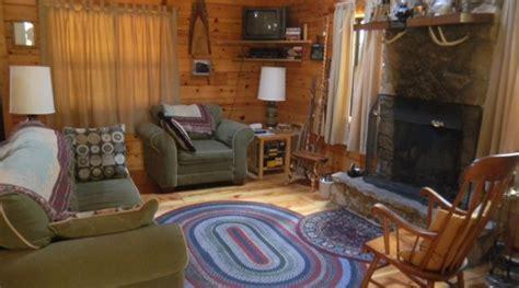 Fernwood Log Cabin   Hocking Hills Cottages and Cabins