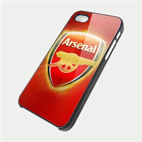 Iphone 5 5s Arsenal Logo 2 Custom Casing Cover arsenal fc special design iphone 5 cover on luulla