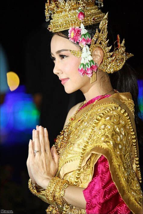 Dress Thaigirl thai and thai traditional dress national costume s dresses and