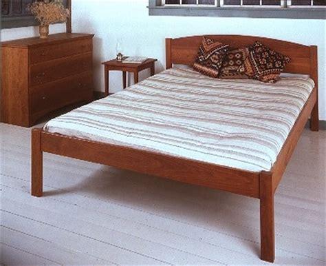 platform bed richard bissell fine woodworking putney