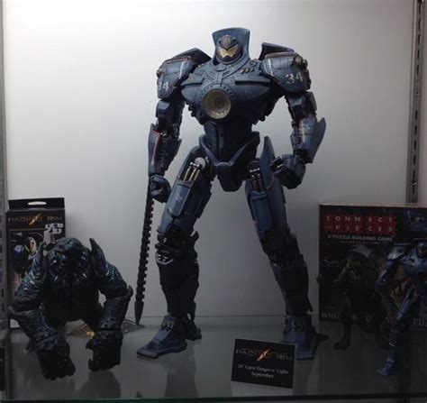 Scalers Series 3 Gipsy Danger sdcc 2013 neca up 171 preternia