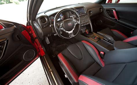 nissan gtr black edition interior 2015 nissan gt r image 60
