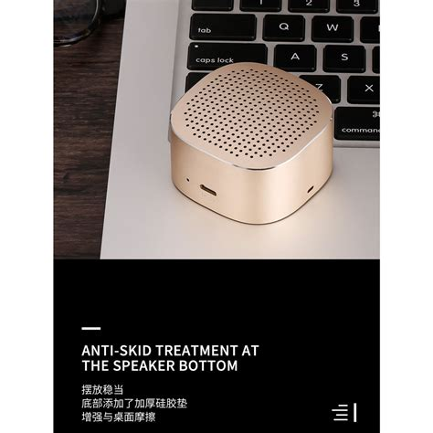 wk mini bluetooth speaker sp280 golden jakartanotebook