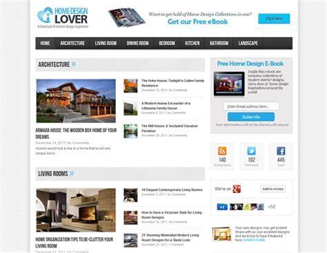 Home Design Lover Website | our new site home design lover architecture and