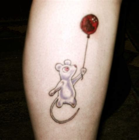 cutest mouse tattoo designs for inspiration sheplanet