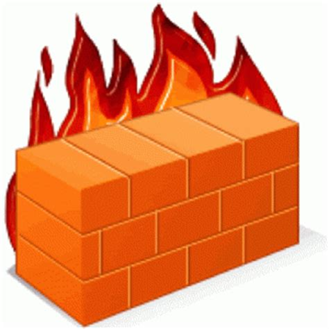 visio firewall icon firwall picture for visio clipart best