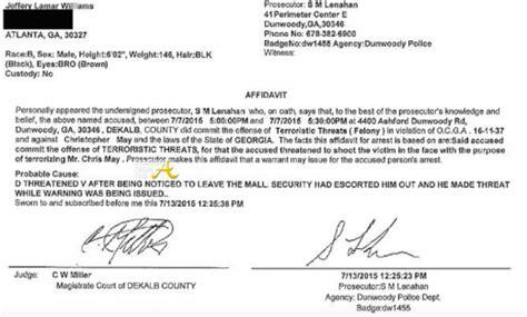 Wayne County Warrant Search Mugshot Mania Thug Arrested For Terroristic