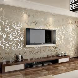 Where Can I Buy Home Decor Get Cheap Silver Glitter Wallpaper Aliexpress Alibaba