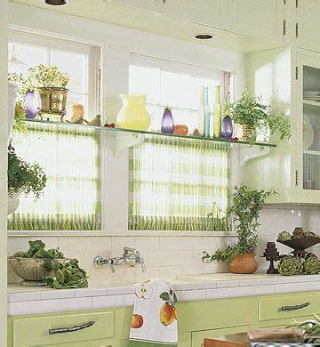 Fabric Kitchen Curtains Decor The World S Catalog Of Ideas