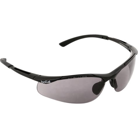 bolle contour safety glasses smoke toolstation