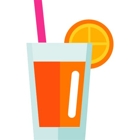 drink icon png orange juice free food icons